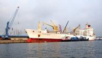 dutch ports