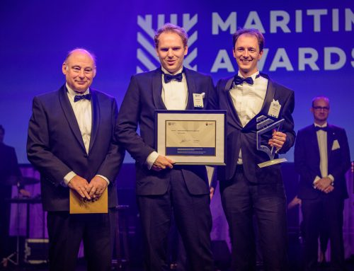 Fleet Cleaner has won the Maritime Innovation Award 2018